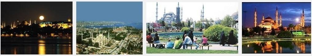 الجولات السياحية في تركيا