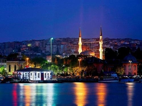 المعالم السياحية في تركيا