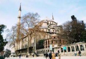 الجوامع في اسطنبول