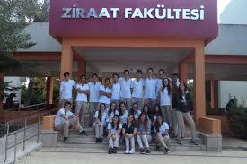 ترتيب الجامعات التركية - هندسة زراعية